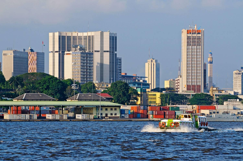 La ville découverte : Abidjan
