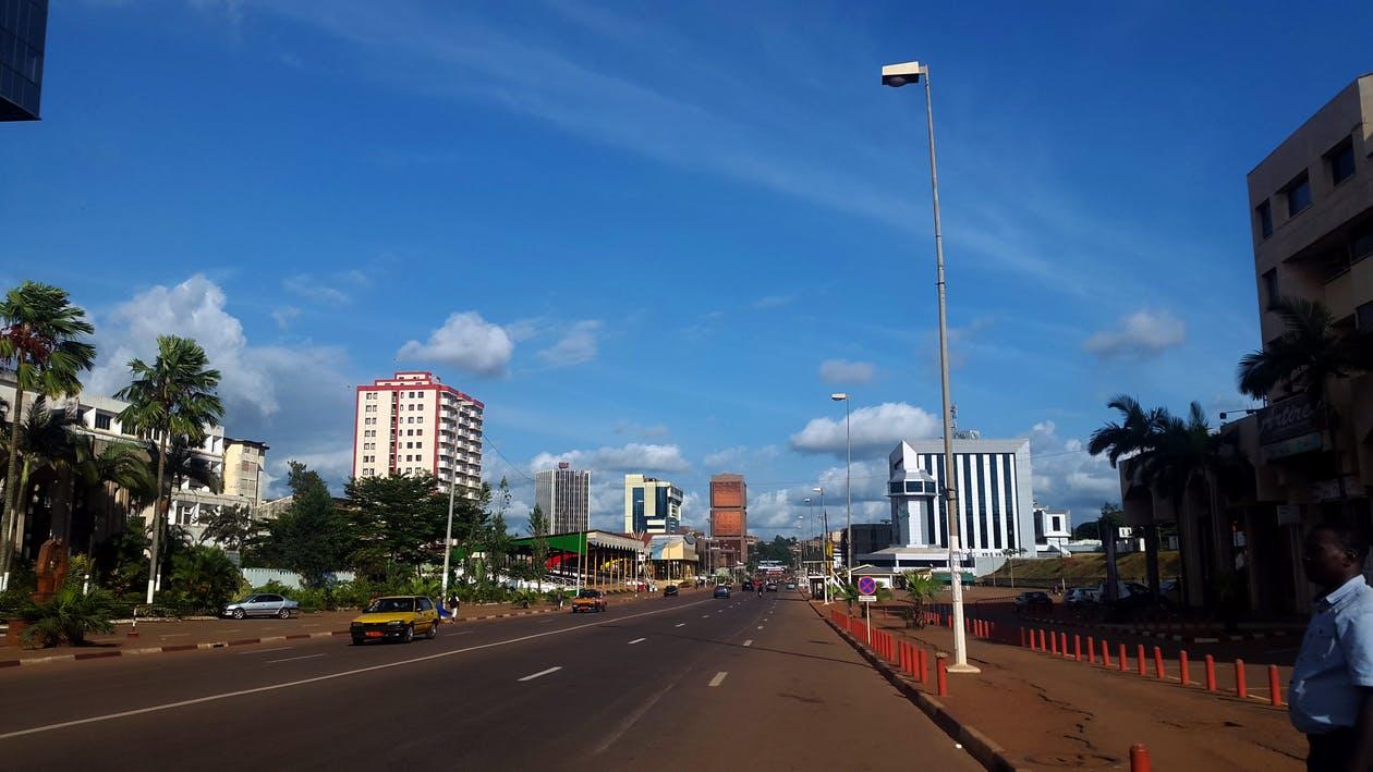 Bienvenu à Yaoundé au Cameroun